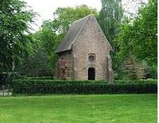 Kapel in Haagse Beemden