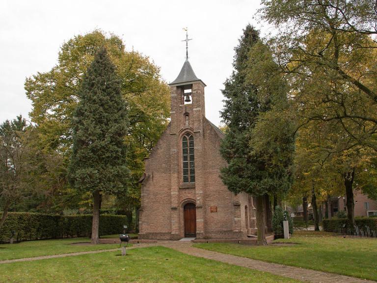 St. Annakapel Breda